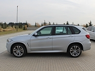 X5 xDrive30d-Head Up, Komfortní sedadla
