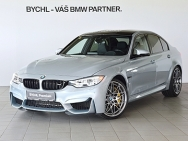 M3 Competition, M DCT, Carbon-ceramic brzdy